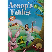 Tell Me A Story Series: AESOP'S FABLES - 5 STORIES IN 1