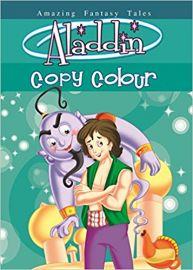 Amazing Fantasy Tales: ALADDIN - Copy Colour