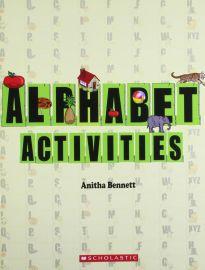 Scholastic: ALPHABET ACTIVITIES
