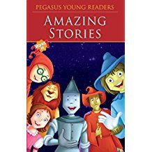 AMAZING STORIES - PEGASUS YOUNG READERS - 2 STORIES IN 1