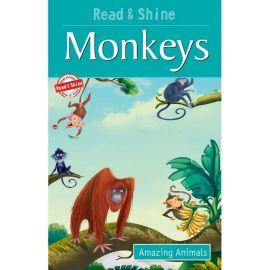 Read & Shine - Amazing Animals - MONKEYS
