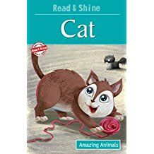 ANIMAL READERS READ and SHINE CAT