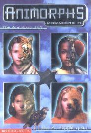 ANIMORPHS MEGAMORPHS # 1: THE ANDALITES GIFT