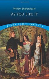 Dover Thrift Editions: AS YOU LIKE IT