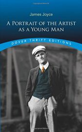 A PORTRAIT OF THE ARTIST AS A YOUNG MAN -Dover Thrift Editions
