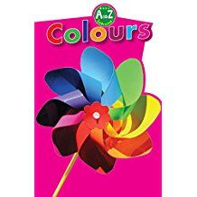 A TO Z LEARNING- COLOURS