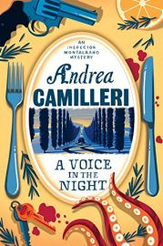 An Inspector Montalbano Mystery Book#20 A VOICE IN THE NIGHT by ANDREA CAMILLERI translated from Italian