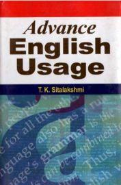 Advance English Usage - T. K. Sitalakshmi