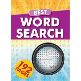 BEST WORD SEARCH- 192 pages