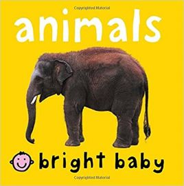 ANIMALS - BRIGHT BABY - By Roger Priddy