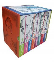 THE BUDDHA : BOX SET OF 8 VOLUMES - Kapilvastu, The Four Encounters, Devadatta, The Forest of Uruvela, Deer Park,  Ananda, Prince Ajatasattu, Jetavana