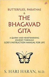BUTTERFLIES, PARATHAS and THE BHAGAVAD GITA