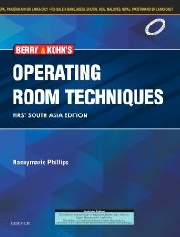 Berry & Kohn's Operating Room Technique : First South Asia Edition