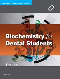 Biochemistry for Dental Students (Complimentary e-book with digital resources) 1e
