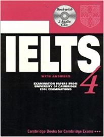 CAMB IELTS 4 WITH ANSWERS WITH 2 AUDIO CD