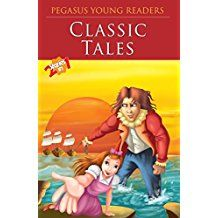 CLASSIC TALES - PEGASUS YOUNG READERS - 2 STORIES IN 1