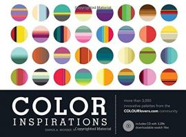 COLOR INSPIRATIONS - More Than 3000 Innovative Palettes From The Colourlovers.Com Community