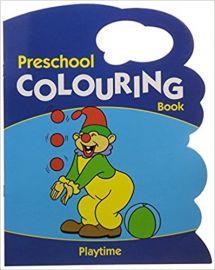 Preschool Colouring Book PLAYTIMES