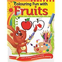 COLOURING FUN WITH FRUITS