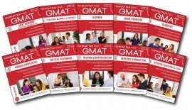 COMPLETE GMAT STRATEGY GUIDE SET - Manhattan Prep GMAT Strategy Guides