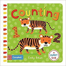COUNTING - A BUMPY BOARD BOOK
