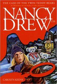 Nancy Drew SERIES # 116 : THE CASE OF THE TWIN TEDDY BEARS