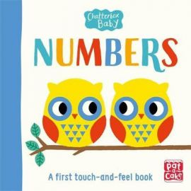 Chatterbox Baby: Numbers : A touch-and-feel board book to share