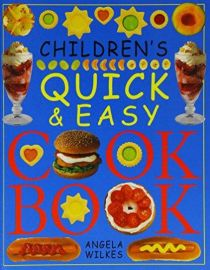 Childrens Quick And Easy Cookbook