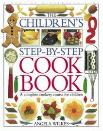Childrens Step-By-Step Cookbook
