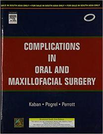 Complication in Oral & Maxillofacial Surgery 1e