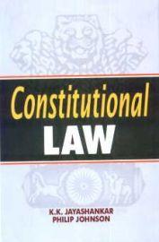 Constitutional Law - Adv. K.K. Jayashankar & Philip Johnson