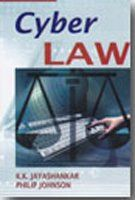 Cyber Law - Adv. K.K. Jayashankar & Philip Johnson