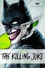 DC Comics novels - Batman- The Killing Joke