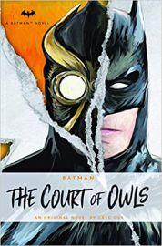 DC Comics novels - Batman- The Court of Owls