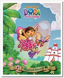 nickelodeon DORA THE EXPLORER Magical Story