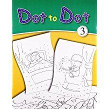 My Big Activity Book: DOT TO DOT- 3