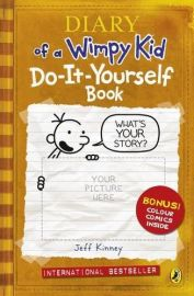 Diary of a Wimpy Kid : Do-It-Yoursel