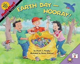 MATHSTART - PLACE VALUE : EARTH DAY - HOORAY!