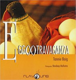 EGG (X)TRAVAGANZA - By Tannie Baig