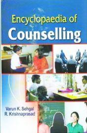 Encyclopaedia of Counselling  (Set of 5 Volumes) - Varun K. Sehgal & R. Krishnaprasad