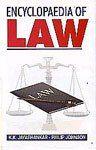 Encyclopaedia of Law (Set of 5 Volumes) - Adv. K.K. Jayashankar & Philip Johnson