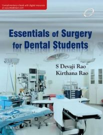 Essentials of Surgery for Dental Students 1e