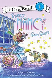 I CAN READ! BEGINNNING 1 READING : : FANCY NANCY SEES STARS