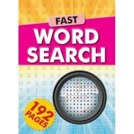 FAST WORD SEARCH- 192 pages