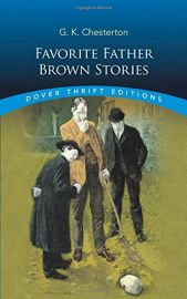 FAVORITE FATHER BROWN STORIES - Dover Thrift Editions