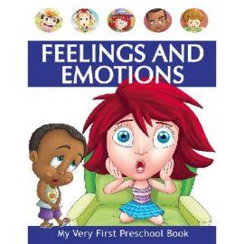 My Very First Preschool Book - FEELINGS AND EMOTIONS