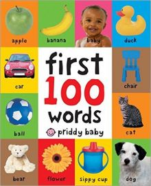 FIRST 100 WORDS - By Roger Priddy