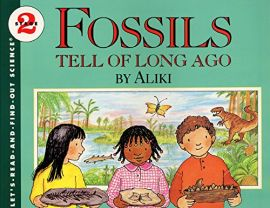 FOSSILS - TELL OF LONG AGO - Lets Read and Find Out Science - Stage 2