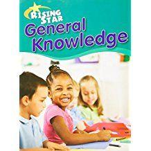 GENERAL KNOWLEDGE  RISING STAR