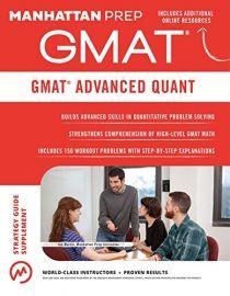 GMAT ADVANCED QUANT - Manhattan Prep GMAT Strategy Guides